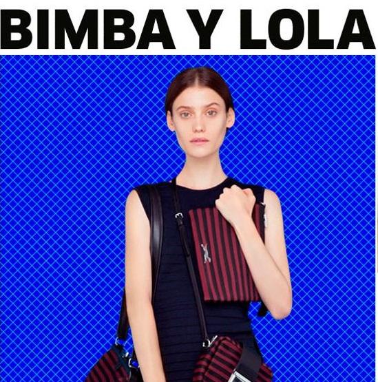 f2e2cd830962 Bolsos Bimba Y Lola al 50% de descuento - ¡Guau!